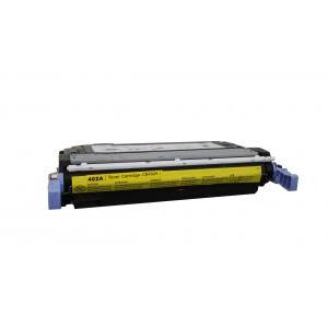 Hp CB402A Toner Cartridge Yellow Remanufactured