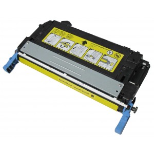 HP Q5952A/Q6462A Toner Cartridge Yellow Remanufactured