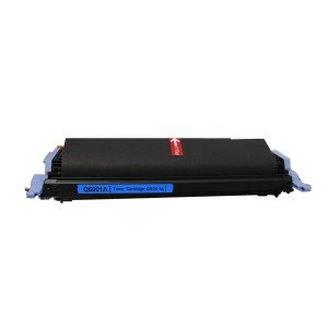 Canon CRG707/HP Q6001A Toner Cartridge Cyan Remanufactured