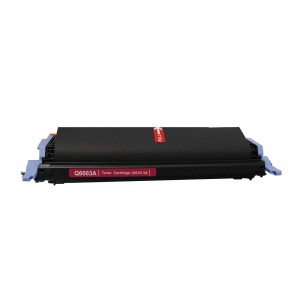 Canon CRG707/HP Q6003A Toner Cartridge Magenta Remanufactured