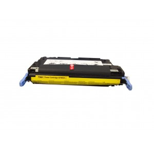 Hp Q7562A Toner Cartridge Yellow Remanufactured