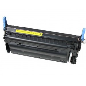 Canon CRG111/Hp Q7582A Toner Cartridge Yellow Remanufactured