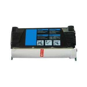 Lexmark CC522 Toner Cartridge Cyan Remanufactured