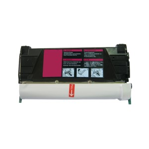 Lexmark CC522 Toner Cartridge Magenta Remanufactured