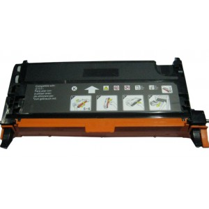Xerox 113R00726  (Phaser 6180) Toner Cartridge Black Remanufactured