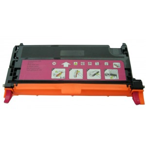 Xerox 113R00724  (Phaser 6180) Toner Cartridge Magenta Remanufactured